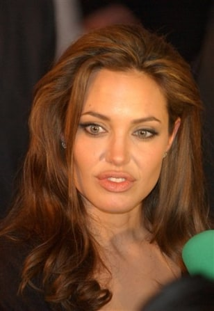 Jolie practicing the silent treatment - today > entertainment ...