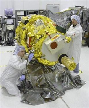 Image: DART spacecraft