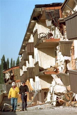 KATRINA EARTHQUAKE RISKS