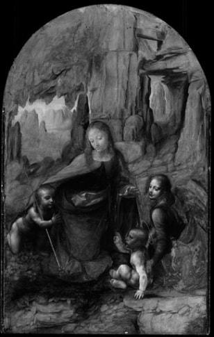 Image: Da Vinci sketch