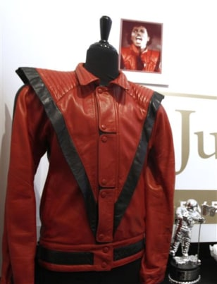 "Image: ""Thriller"" jacket"