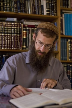 Image: Rabbi Arele Harel