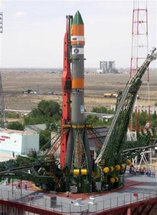 Image: Soyuz booster