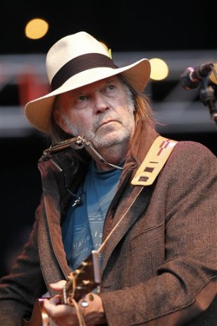 Image: Neil Young