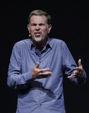 Image: Reed Hastings