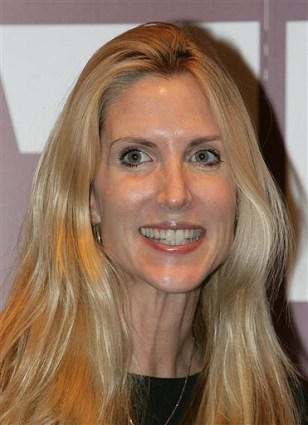Political commentator Ann Coulter