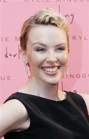 Image: Kylie Minogue
