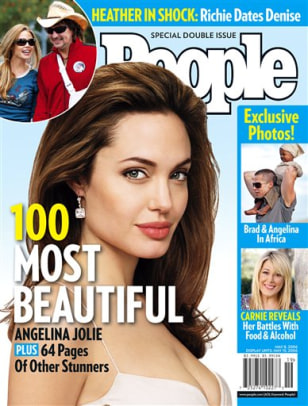 PEOPLE JOLIE
