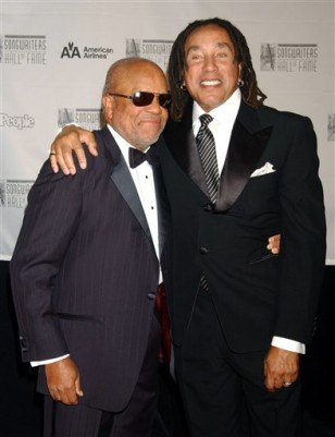 Barry Gordy, Smokey Robinson