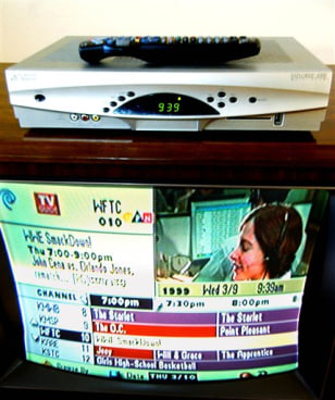 Tech Test Multi Room Dvr