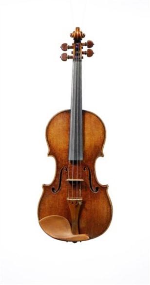 rare Stradivarius violin