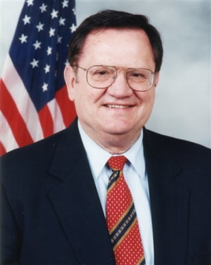 IMAGE: Rep. Paul Gillmor, R-Ohio