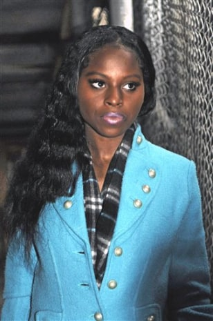 PEOPLE FOXY BROWN