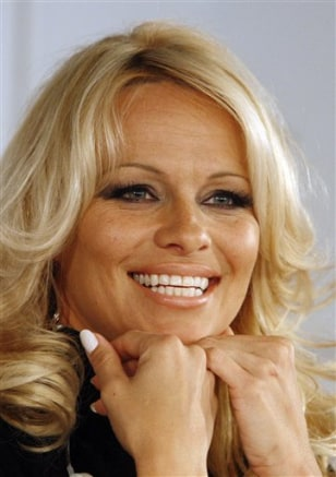 People Pamela Anderson