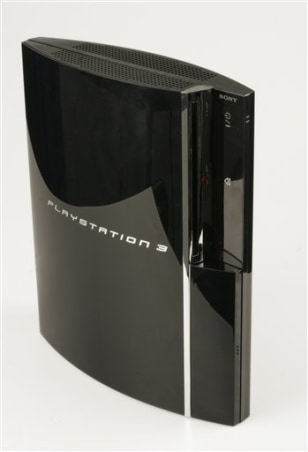 PlayStation 3 game machine