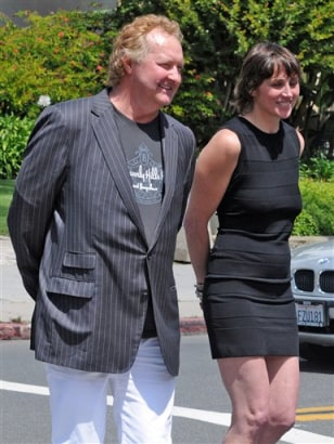 Image: Randy and Evi Quaid
