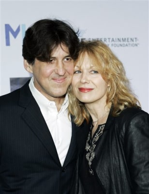 Image: Cameron Crowe, Nancy Wilson