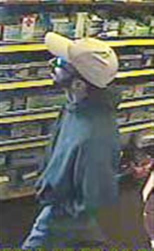 Image: Suspect in pharmacy killings