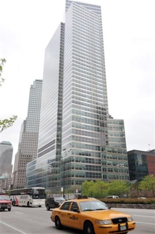 Image: Goldman Sachs headquarters