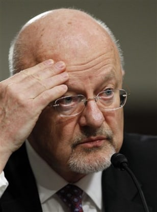 James R. Clapper, Jr.