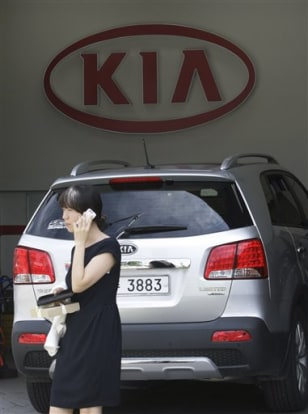 Kia s top executive resigns after recalls business for Kia motors south korea