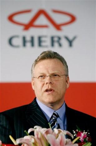 Image: Chrysler Group President and CEO Tom LaSorda