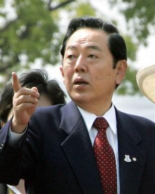 IMAGE: Nagasaki Mayor Iccho Ito
