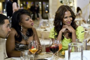 IMAGE: Phaedra Parks, Sheree Whitfield
