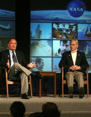 former astronauts