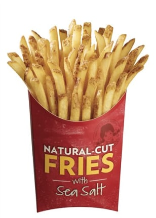 Image: Wendy's fries