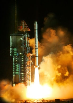 China Satellite Launched