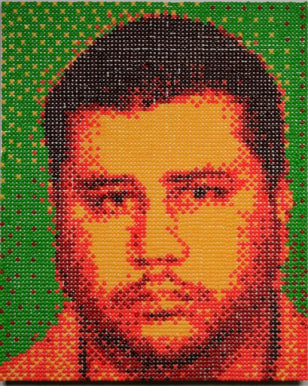 Image: Portrait of George Zimmerman