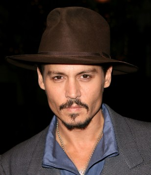 Image: Johnny Depp