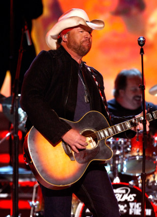 Image: Toby Keith