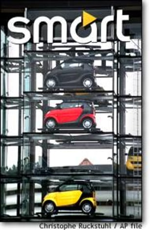 Image: Smart cars