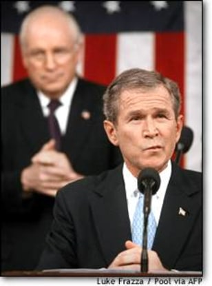 Image: George W. Bush, Dick Cheney