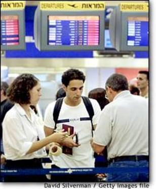 Image: Ben Gurion Airport