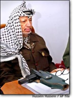 Image: Arafat