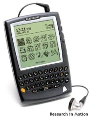 Image: BlackBerry 5810