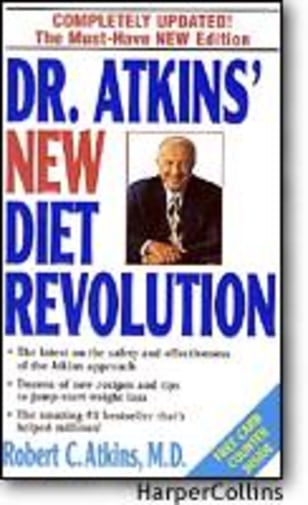 Image: Dr. Atkins New Diet Revolution