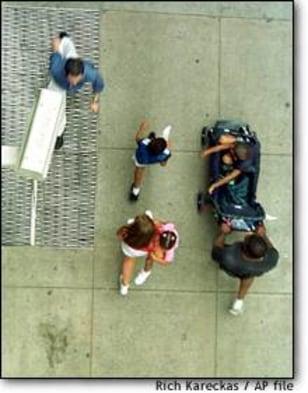 Image: Pedestrians