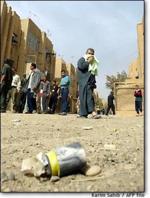 Image: Iraq-us-war-bomb