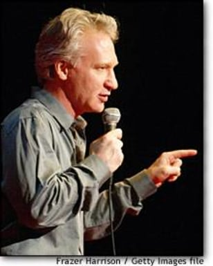 Image: Bill Maher Stand Up Show At the Comedy Store