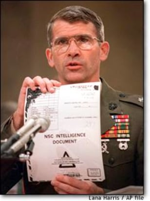 Image: Oliver North