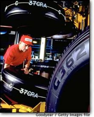 Image: Goodyear to Cut 7,200 Jobs