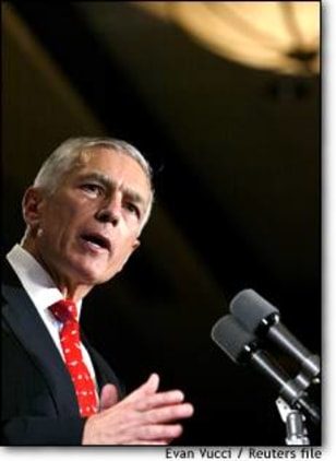 Image: Wesley Clark Addresses The New Democrat Network Annual Meeting.