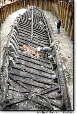 Image: Roman ship