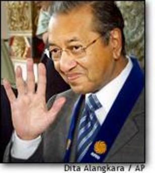 Image: Mahathir