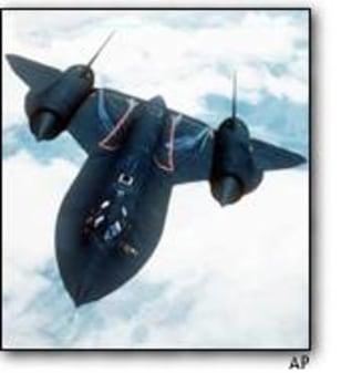 Image: Sr-71 Blackbird