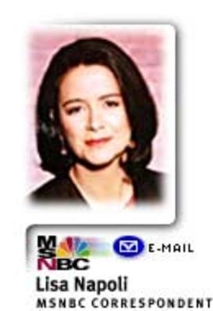 Lisa Napoli: MSNBC Correspondent